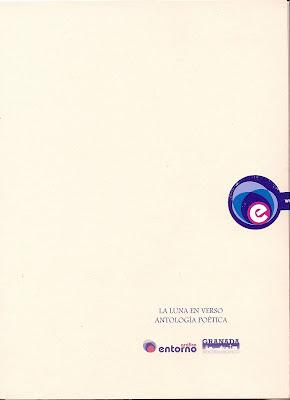 La luna en verso, Antolo gía de Entrono Gráfico Ediciones, Ancile