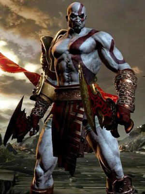 FIGHTER] Mortal Kombat 9, KRATOS, mjackson126 — polycount