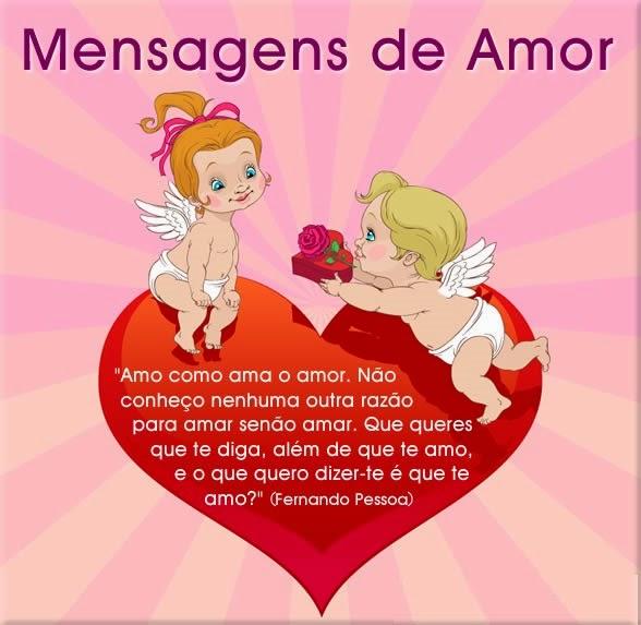 Lindas Mensagens De Amor Com Imagem