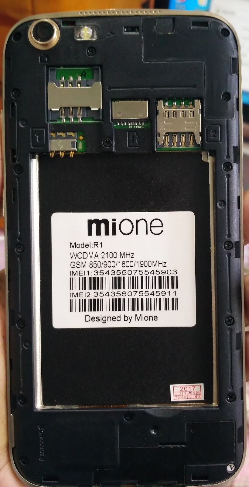 AM MOBILE CARE: MIONE R1 SPD SC7731 FLASH FILE 5 1 100% TESTED