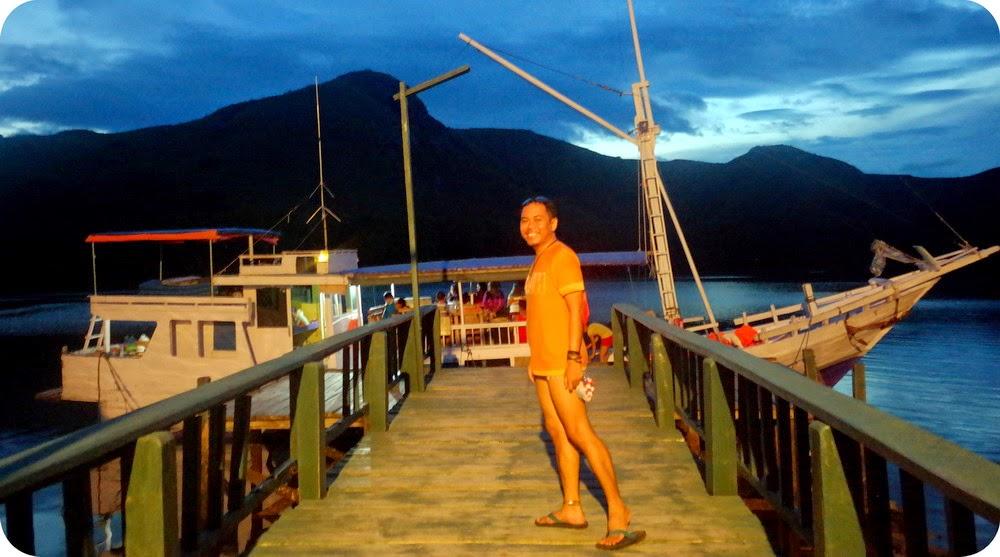 Dermaga Pulau Rinca