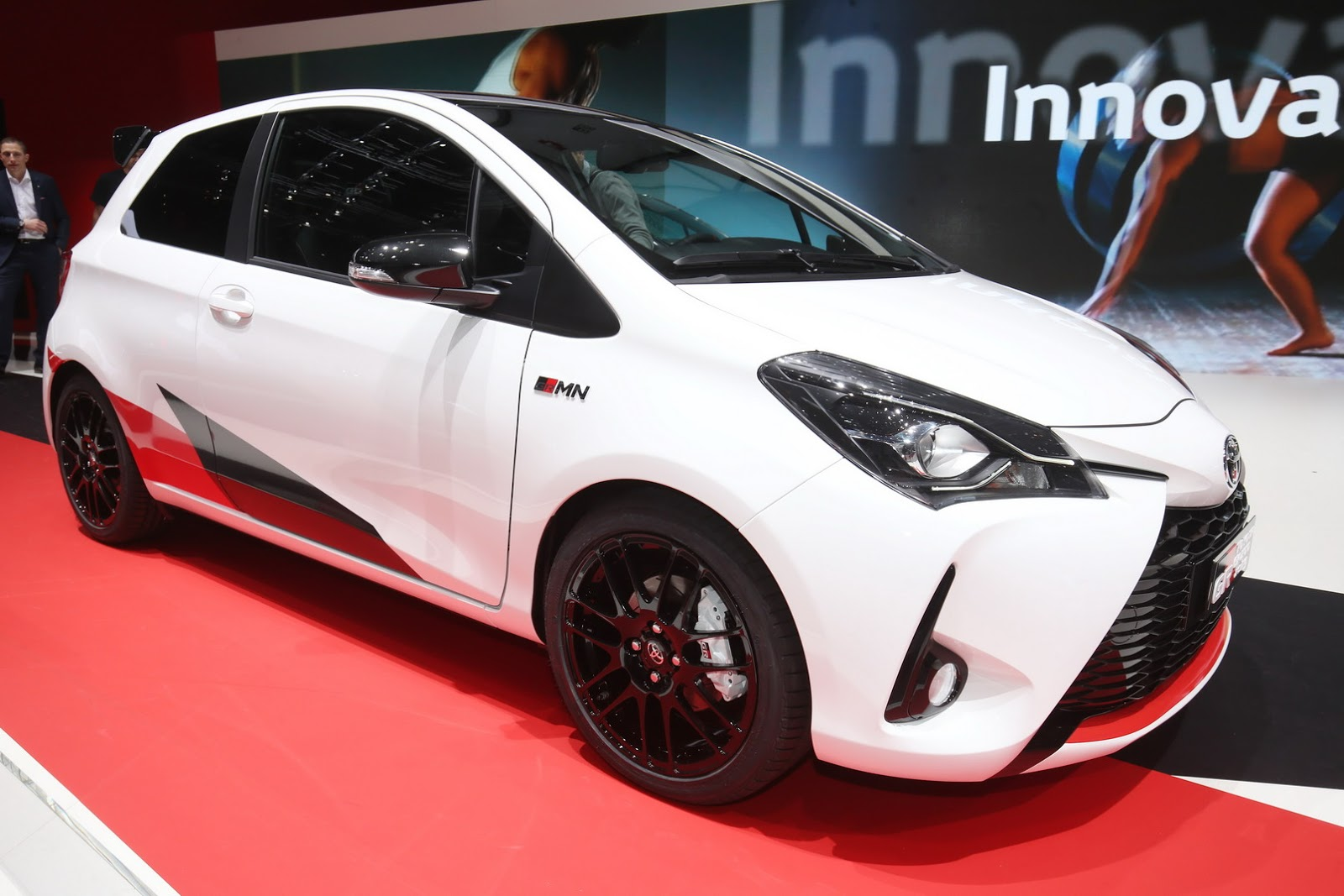 Toyota Yaris Trd Limited New Sportivo Grmn Will Be To 400 Units In Europe