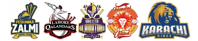 Pakistan Super League Teams