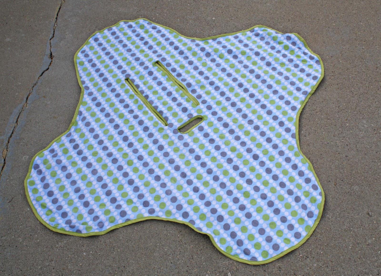 Baby Car Seat Blanket Pattern Velcromag