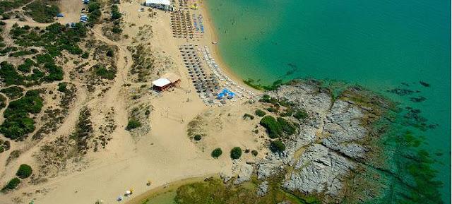 Εκπληκτικοί Αμμόλοφοι -Θυμίζουν Καραϊβική, αλλά είναι στην Ελλάδα [εικόνες]