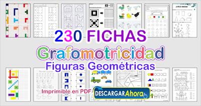 Grafomotricidad con Figuras Geométricas
