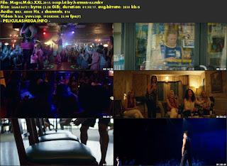 Descargar Magic Mike XXL Latino por MEGA.