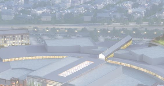 Big Changes Proposed for MainPlace Mall Site