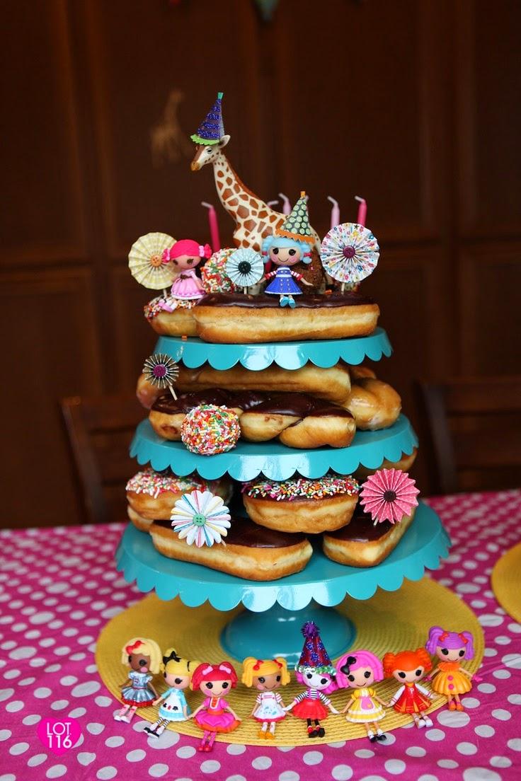 Alternative Birthday Cakes Ideas