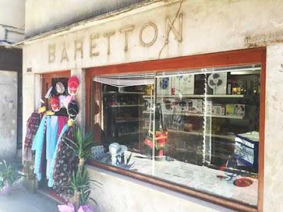 Il minimarket a San Canciano al posto di Baretton
