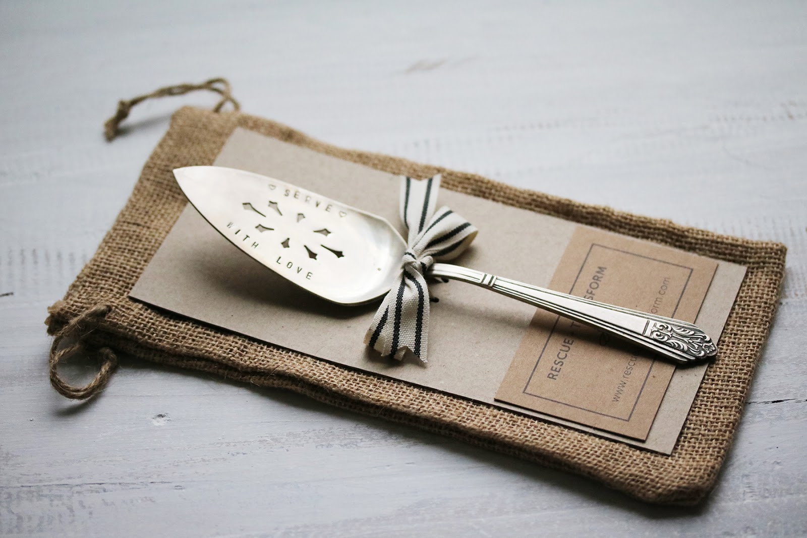 How To Wrap A Wedding Gift: Lorrie Everitt Studio