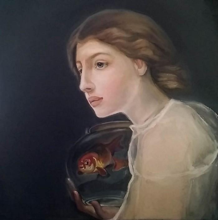 Венгерский художник