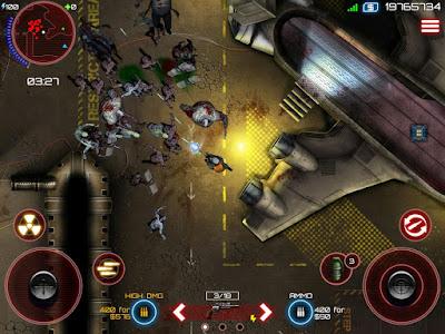SAS Zombie Assault 4 v1.6.3 Apk Mega MOD Terbaru 2016