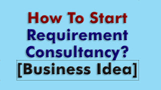 How To Start Consultancy Business