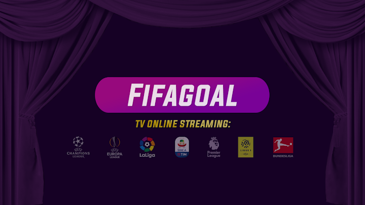 FIFAGOAL Watch Sports TV Football Online Live Streaming Bein Sport Yalla-Shoot Mobile Channel