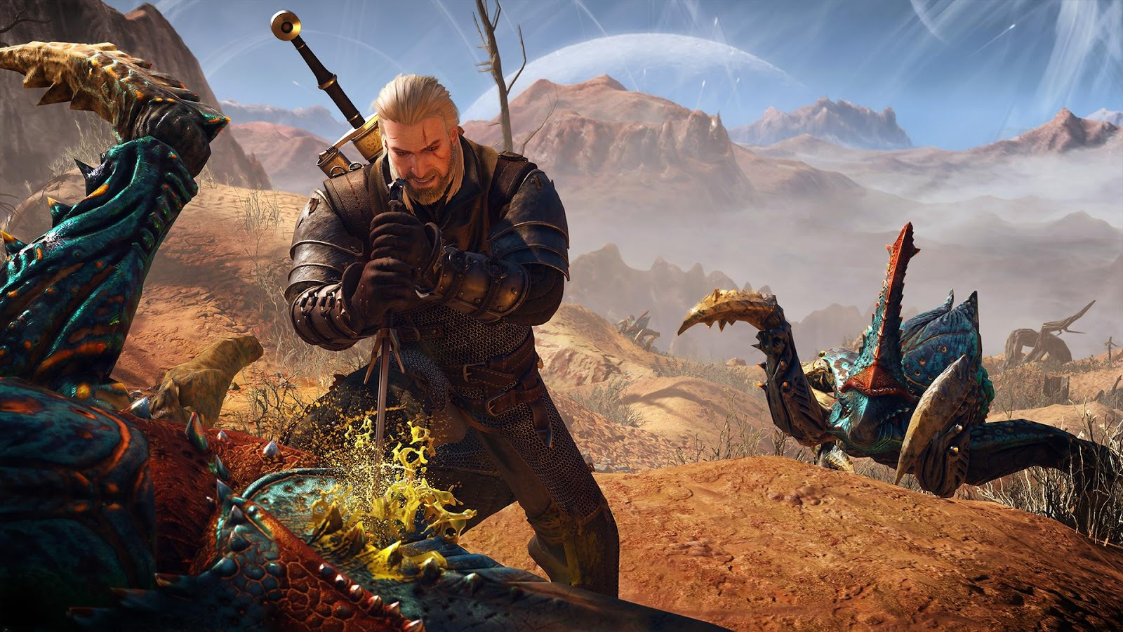 Witcher 3   A Mashbuttons Review - MashButtons