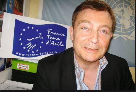 Pierre Henry, le directeur de France Terre d'Asile