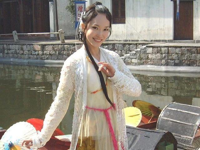 Fann Wong 2001 drama Madam White Snake