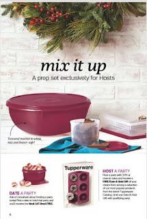 Tupperware Flyer Catalogue October 13 - November 19, 2018 Mid