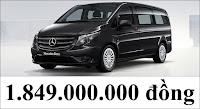 Giá xe Mercedes Vito Tourer 121 2020
