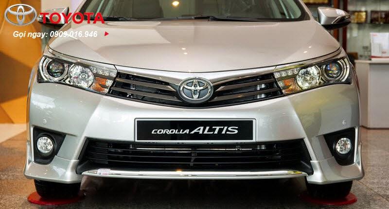 altis 2.0 - Đánh giá Toyota Corolla Altis 2.0 V 2014 - Lướt êm với phong cách thể thao mạnh mẽ - Muaxegiatot.vn