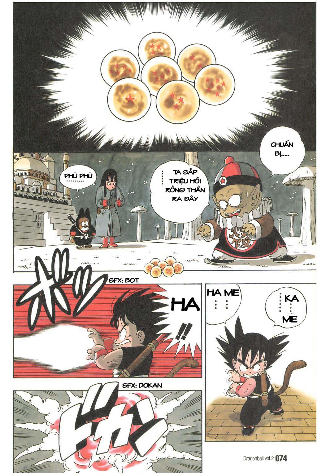 Dragon Ball chap 19 trang 13
