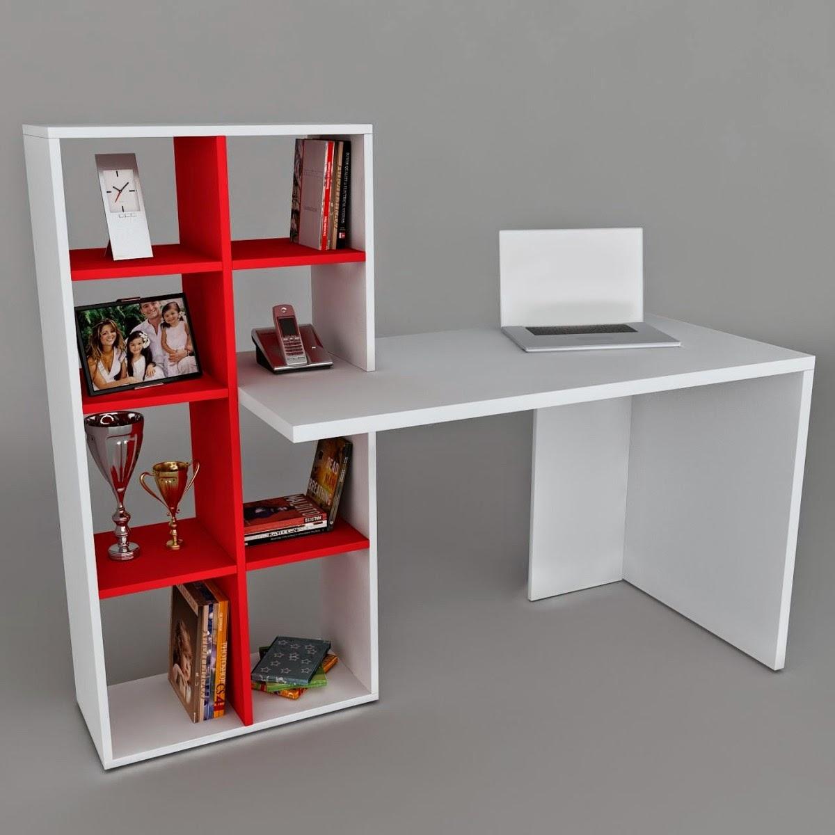 Muebles de melamine y madera en general escritorios modernos for Diseno de muebles de oficina modernos
