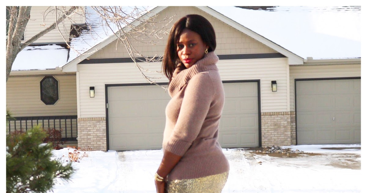 Fashion Beauty Zone: Beauty's Fashion Zone: How I Re-styled My Sequin Pencil Skirt