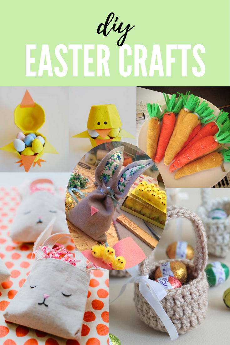 Easter Craft Ideas Little Handmade Gifts