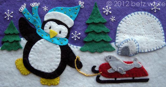 aplike-kece-penguen-kizak