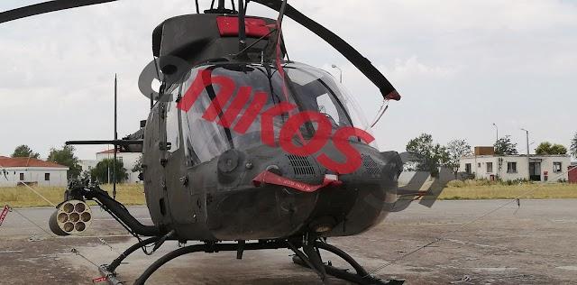 «Ινδιάνοι του Αιγαίου»: Τα KIOWA… βάζουν τα «φτερά του πολέμου» στην τελική φάση της άσκησης «ΠΑΡΜΕΝΙΩΝ» (ΦΩΤΟ)