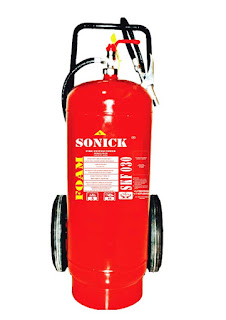 Alat Pemadam Api FOAM AFFF Trolley