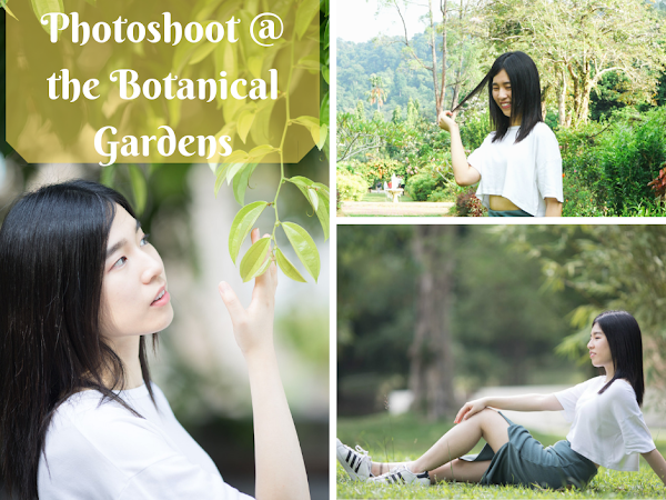 My First Ever Outdoor Photoshoot Experience
