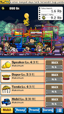 candukoding - tahu bulat max