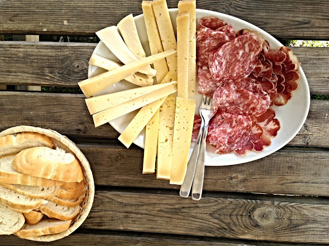 Join week-long food tours in Rome - there will be lots of cheese!