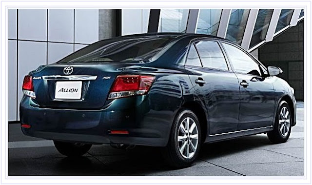2017 Toyota Allion Redesign Release Date and also Price