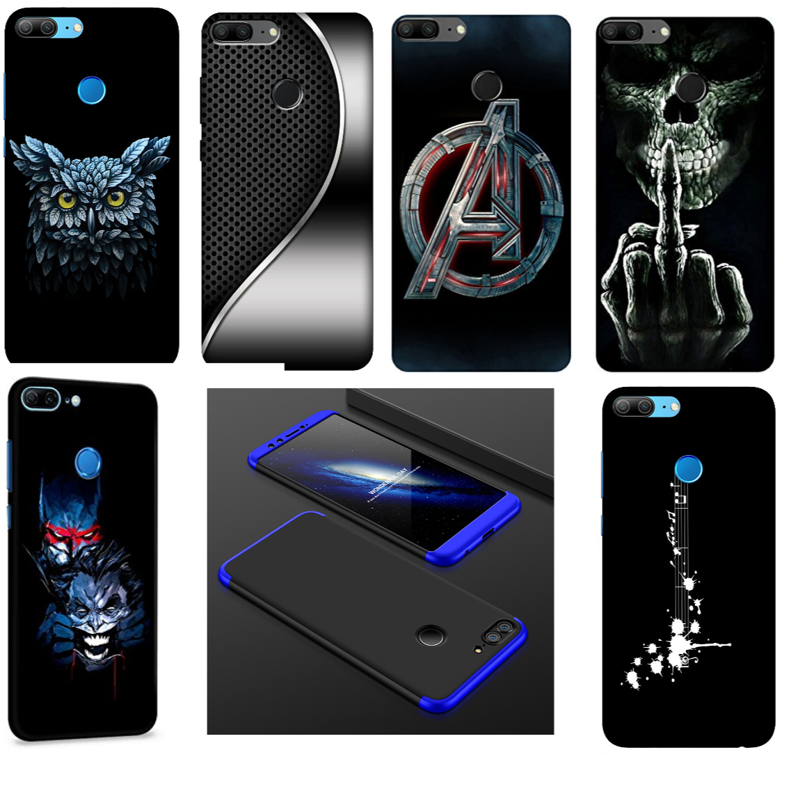 more photos d7705 aa4f1 ITS TECH STREET: Buy Honor 9 Lite Back Covers And Cases