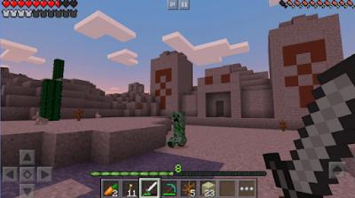 Minecraft Pocket Edition Mod Apk Terbaru Mega Mod