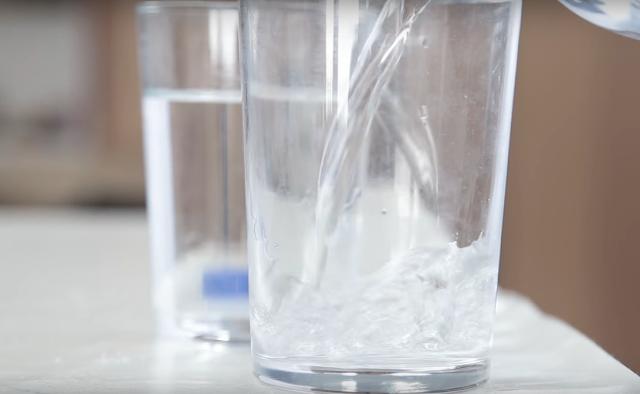 vasos, agua