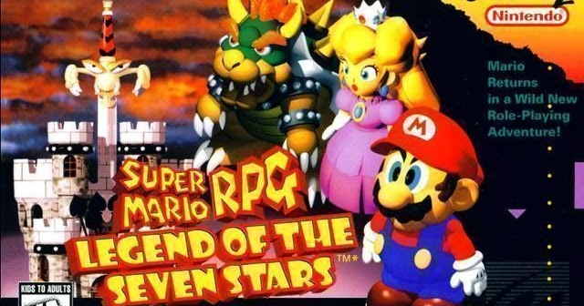 Super Mario RPG - Legend of the Seven Stars ver 1 0 [Rom