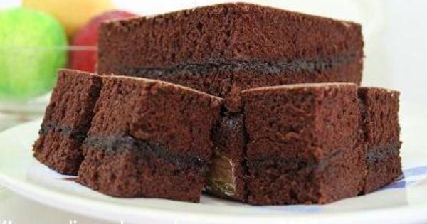 Resep Cake Coklat Kukus Enak Dan Lembut - Kuliner Wisata