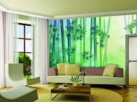 Percantik Rumah Dengan Lukisan Dinding