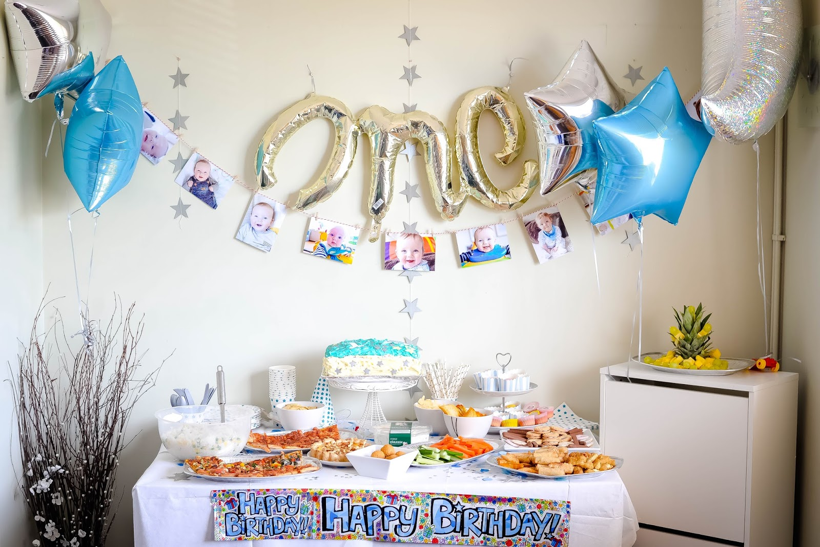 9 Tips For Throwing A First Birthday Party