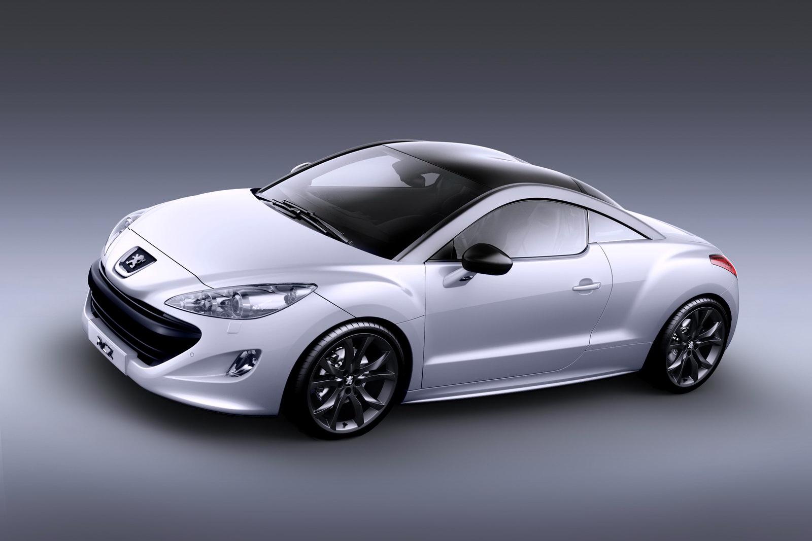 BMW Car Mats >> Car Automobile World: Peugeot RCZ
