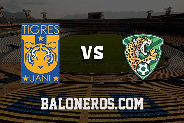 Tigres vs Chiapas 2016