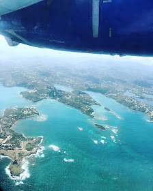 Grenada from above