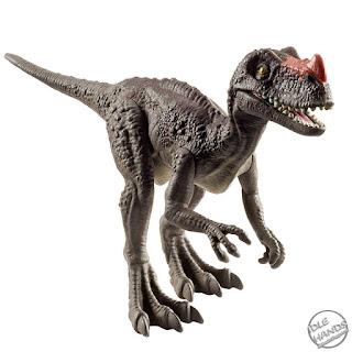 Mattel Jurassic World Toys Attack Pack Proceratosaurus 01