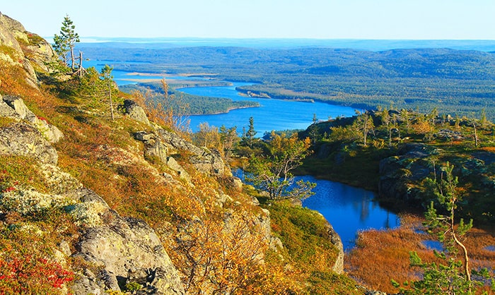 Путешествие по Карелии и национальным паркам