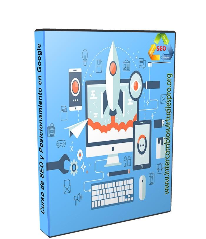 SEO y Posicionamiento en Google poster box cover