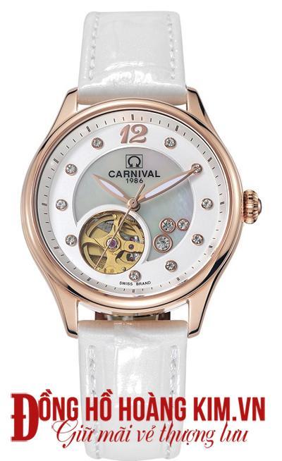 Đồng hồ nữ Carnival Thụy Sỹ